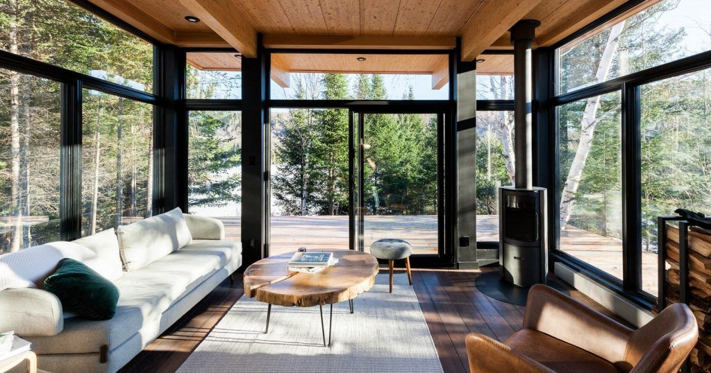 Hinter Cabin - glamping