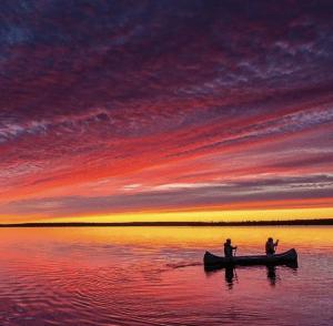 Canot Lac Matagami