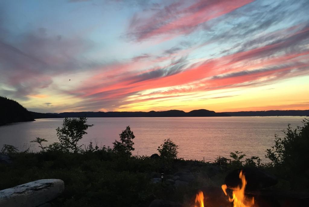 Chalets Saint-Félix-d'Otis - Fjord du Saguenay