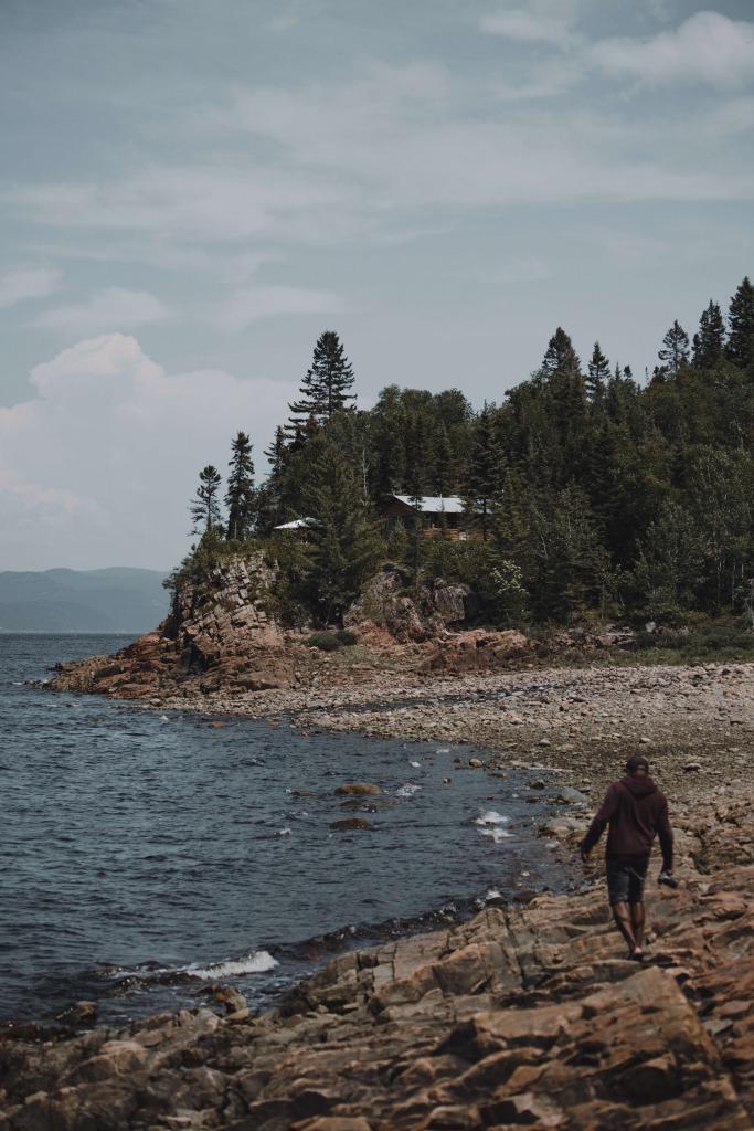 Majestueux fjord