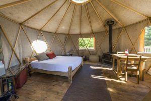 Yourte Yurta de chez Terra Perma