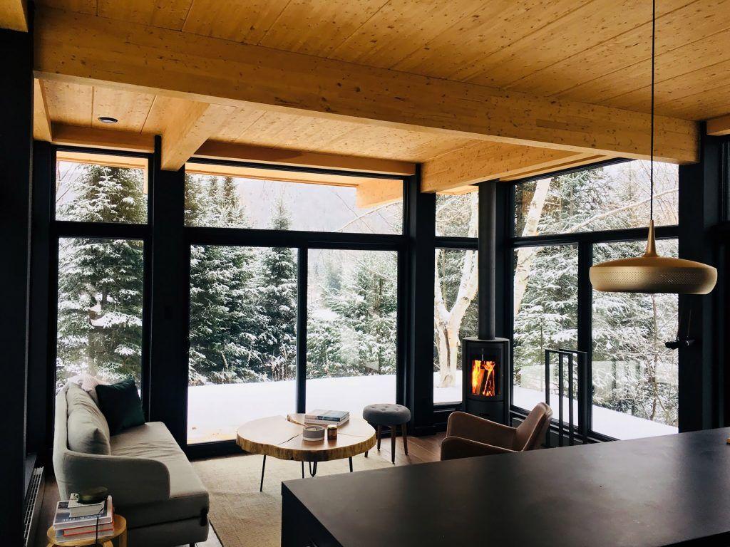 Hinter Cabin