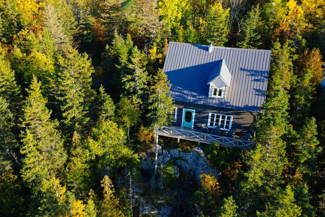 Vieux-Loup-de-Mer-Chalets-Hôteliers-Québec-Bas-Saint-Laurent-Le Bic