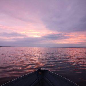 kayak en Mauricie - Lac Saint-Pierrre