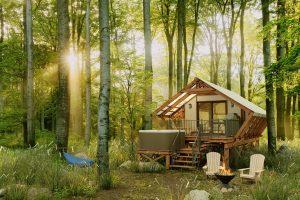 différences entre le camping et le glamping